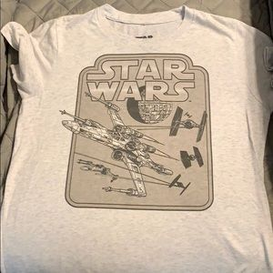 Color Changing Star Wars Shirt